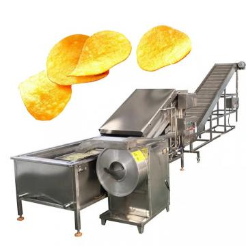 Sweet Potato Chips Dw Multi-Layer Belt Dryer Machine