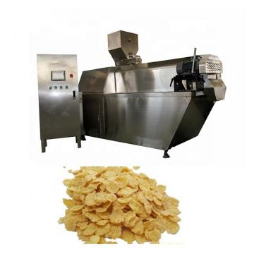 Roasted Kelloggs Corn Flake Production Machine Processing Line