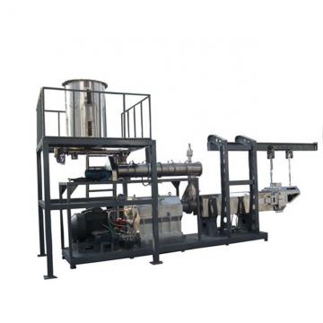 Double-Screw Extruder Breakfast Cereals Corn Flakes Processing Line
