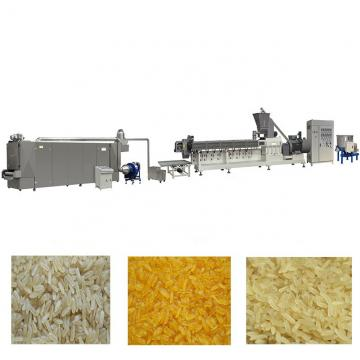 New Design Ce Certification Artificial Rice Processing Line