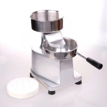 Automatic Ce-Approved Hamburger Burger Patty Forming Maker Burger Making Machine