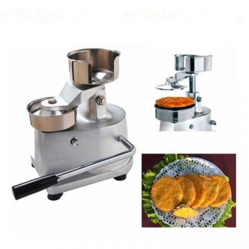 Hot Selling Manual Hamburger Patty Press Makers Patty Forming Meat Patty Machine