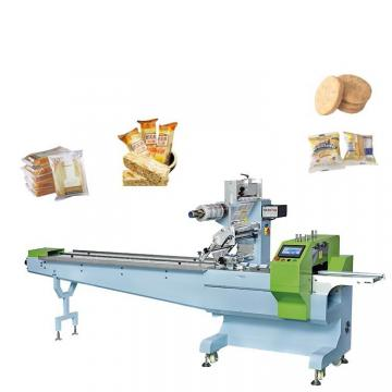 Hot Sale Flow Packing Machine for Bakery Rusk