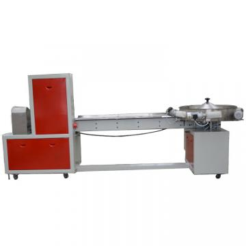 Automatic Small Rusk Snack Triangle Bag Packing Machine