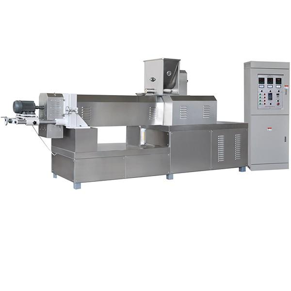 Automatic Breakfast Cereal Corn Flakes Processing Machine Corn Snacks Food Processing Line